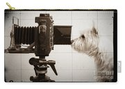 Pho Dog Grapher - Ground Glass View Carry-all Pouch