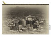 Phoenix Az Downtown 2014 Heirloom Carry-all Pouch