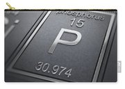 Phosphorus Chemical Element Carry-all Pouch