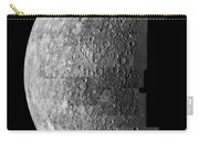 Photo Mosaic Of Images Of Mercury  Carry-all Pouch