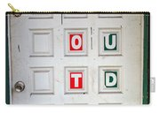Photo Studio Entrance Carry-all Pouch