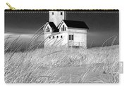 Photograph Of The Lighthouse Big Red In Holland Michigan Carry-all Pouch