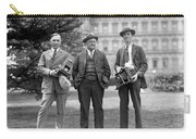 Photographers, C1915 Carry-all Pouch