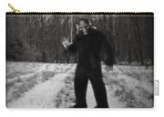 Photographic Evidence Of Big Foot Carry-all Pouch by Edward Fielding