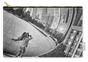 Photographing The Bean - Cloud Gate - Chicago Carry-all Pouch