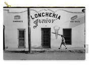 Photography Homage Russell Lee Us-mexico Border Naco Sonora Mexico 1980 Carry-all Pouch
