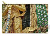 Phra Mondhop At Thai Pagoda At Grand Palace Of Thailand In Bangkok  Carry-all Pouch