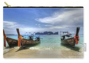 Phuket Koh Phi Phi Island Carry-all Pouch