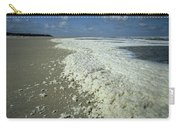 Phytoplankton Bloom On Beach Carry-all Pouch