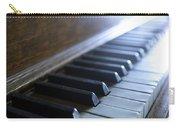 Piano Keys Carry-all Pouch by Jon Neidert