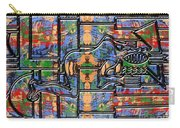 Piano Man Carry-all Pouch by Patrick J Murphy