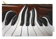 Piano Wave Carry-all Pouch