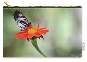 Piano Wings Butterfly Carry-all Pouch