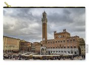 Piazza Del Campo Carry-all Pouch