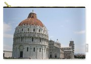 Piazza Del Duomo Pisa Carry-all Pouch