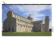 Piazza Del Duomo Pisa Italy  Carry-all Pouch