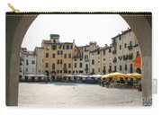Piazza Del Mercato Lucca Carry-all Pouch