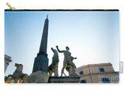 Piazza Del Quirinale Carry-all Pouch