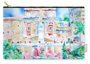 Piazza Di Spagna - Rome Carry-all Pouch