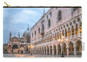 Piazza San Marco Venice Carry-all Pouch