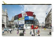 Picadilly Circus London Carry-all Pouch
