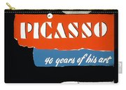 Picasso 40 Years Of His Art  Carry-all Pouch