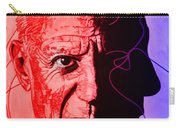 Picasso In Light Sketch 2 Carry-all Pouch