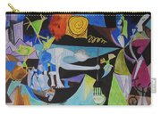 Picasso   Night Fishing At Antibes Carry-all Pouch
