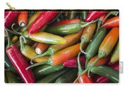 Pick A Peck Of Peppers Carry-all Pouch