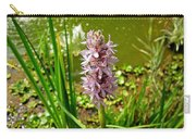 Pickerel Weed Plant Carry-all Pouch