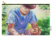 Picking Apples Carry-all Pouch