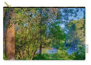 Picnic By The Methow River Carry-all Pouch