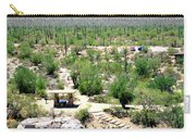 Picnic In The Desert Carry-all Pouch