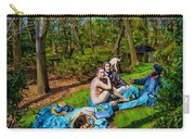 Picnic In The Nude Carry-all Pouch