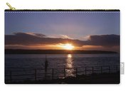 Picnic Sunset Vancouver Island Carry-all Pouch