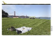Picnicking At Golden Gate Park Carry-all Pouch
