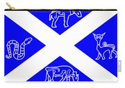 Pictish Scotland Flag 2 Carry-all Pouch