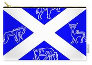 Pictish Scotland Flag Carry-all Pouch