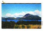 Picture Perfect In Painterly Style Carry-all Pouch