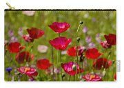 Picture Perfect Poppies Carry-all Pouch