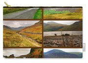 Autumn Picture Window Of The Lake District Carry-all Pouch
