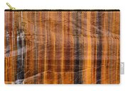Pictured Rocks Vibrant Layers Carry-all Pouch