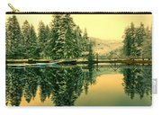 Picturesque Norway Landscape Carry-all Pouch
