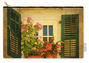 Picturesque Taormina Window  Carry-all Pouch