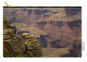 Picturesque View Of The Grand Canyon Carry-all Pouch