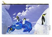 Piece Of Ice Carry-all Pouch