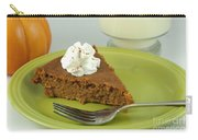 Piece Of Pumpkin Pie Carry-all Pouch