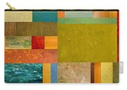 Pieces Project Lv Carry-all Pouch by Michelle Calkins