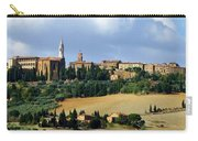 Pienza A Hill Town In Tuscany Carry-all Pouch