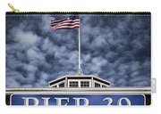 Pier 39 Carry-all Pouch by Dave Bowman